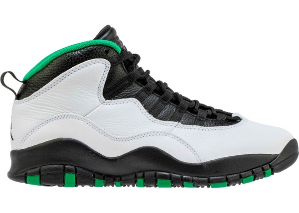 Jordan 10 Retro Seattle