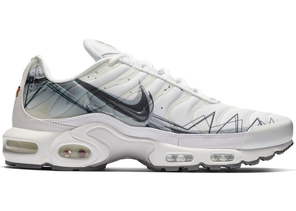 Air Max Plus La Requin White