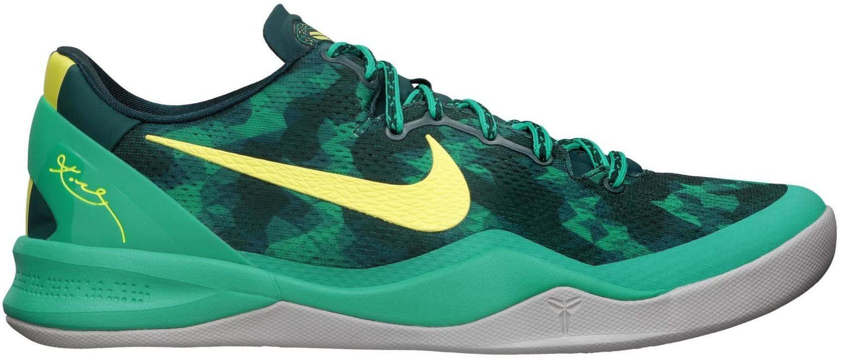 Kobe 8 green