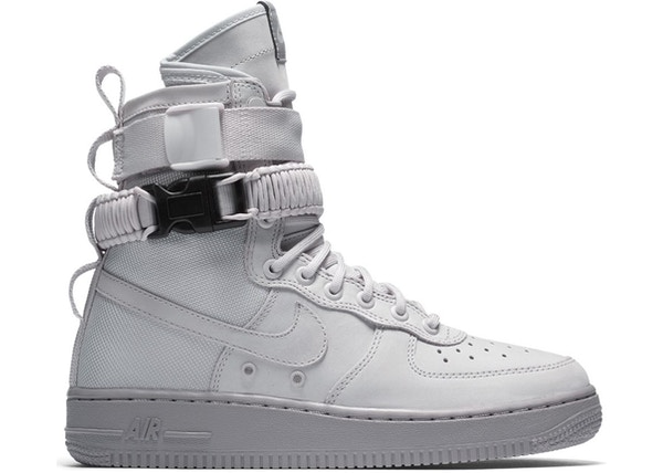 SF Air Force 1 High Vast Grey (W)