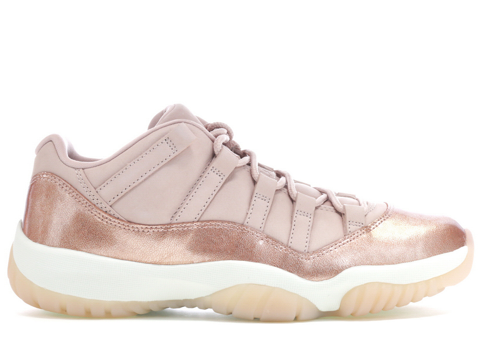 f7389f42cbd HypeAnalyzer · Jordan 11 Retro Low Rose Gold (W)