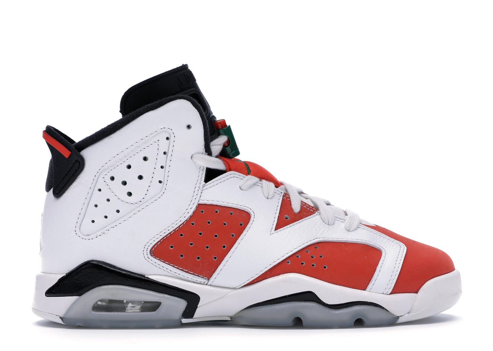 separation shoes 19f20 e8d17 HypeAnalyzer · Jordan 6 Retro Gatorade Like Mike White (GS)