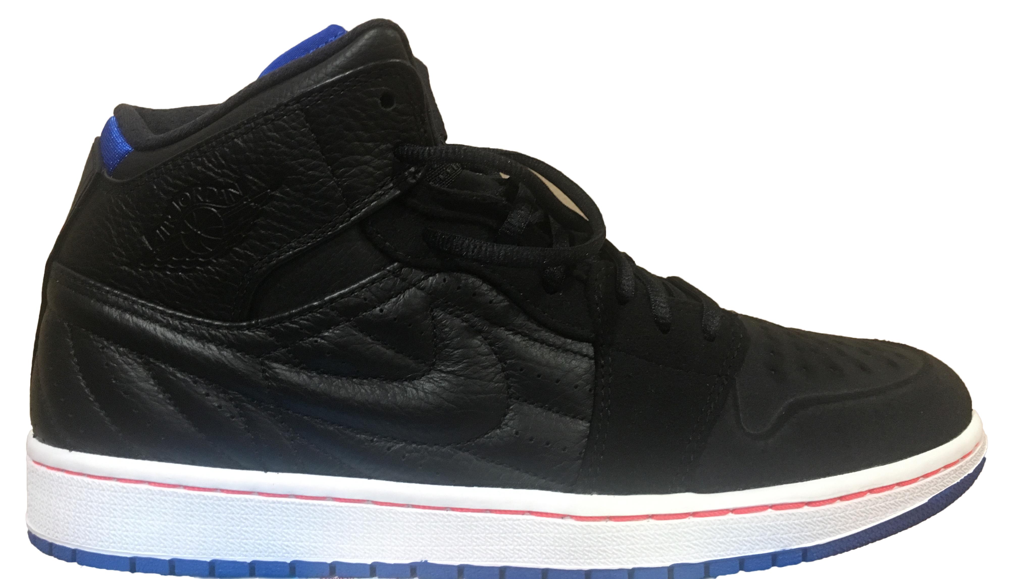 ca6307976e5 HypeAnalyzer · Jordan Air Jordan 1 Retro ' 99 Black/Sprt Bl-Infrrd 23-White