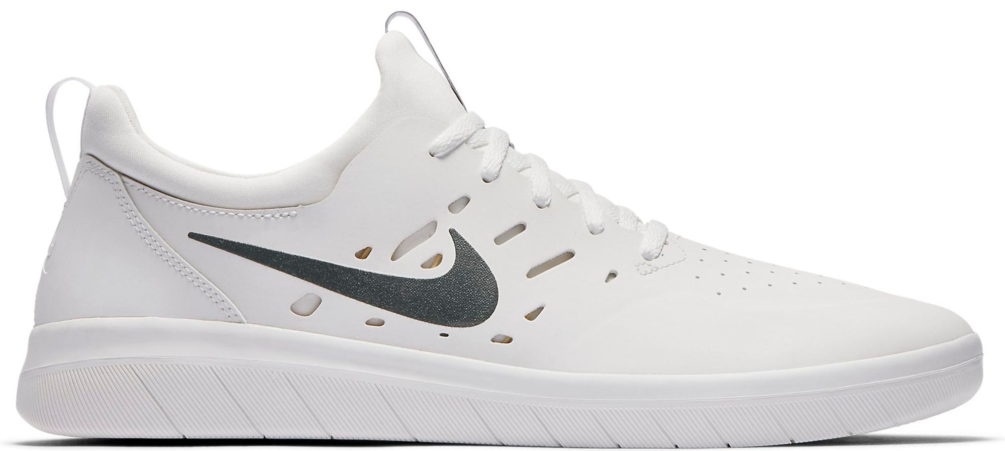 outlet store 836e4 8dca9 HypeAnalyzer · Nike SB Nyjah White Anthracite