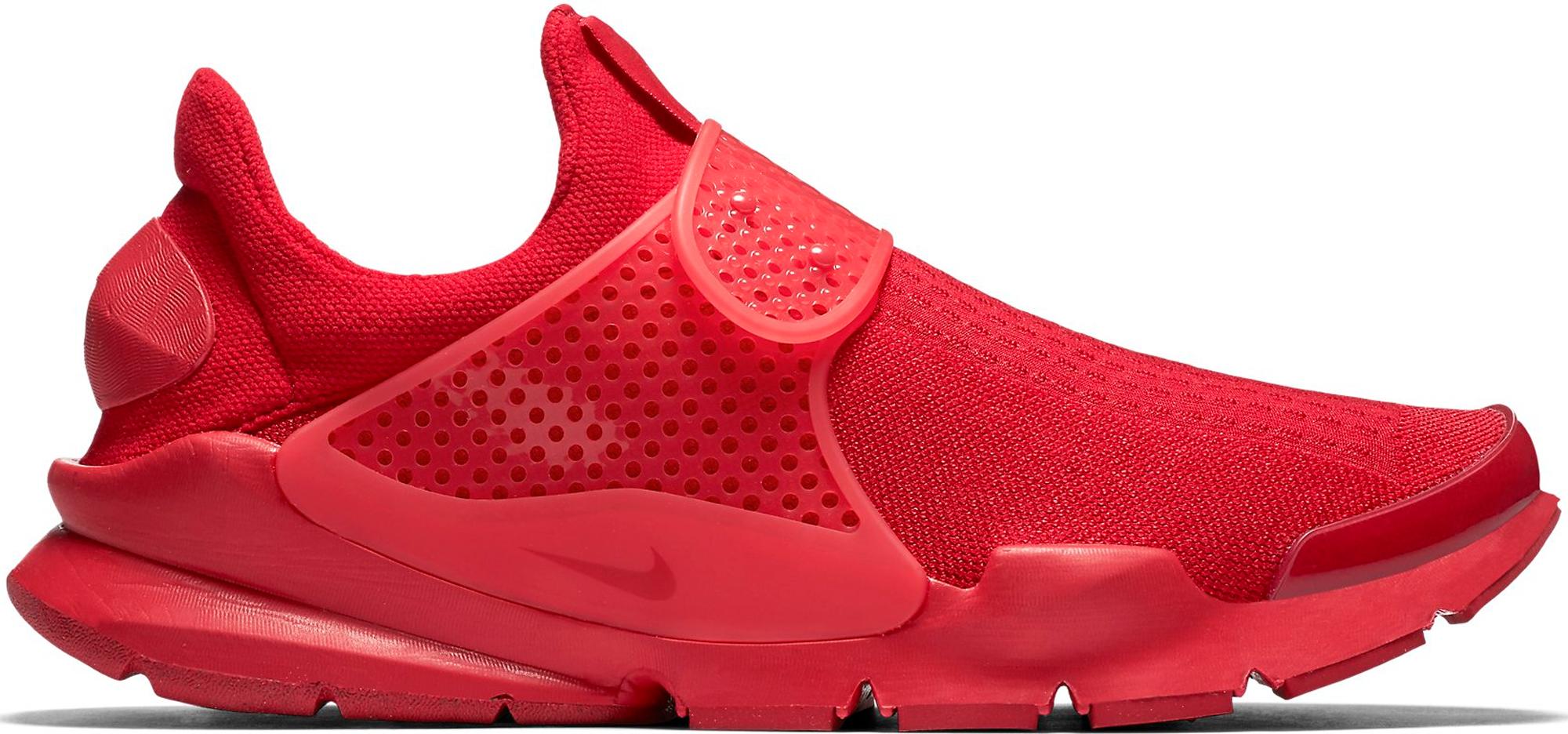 finest selection 03657 946d0 HypeAnalyzer · Nike Sock Dart Triple Red
