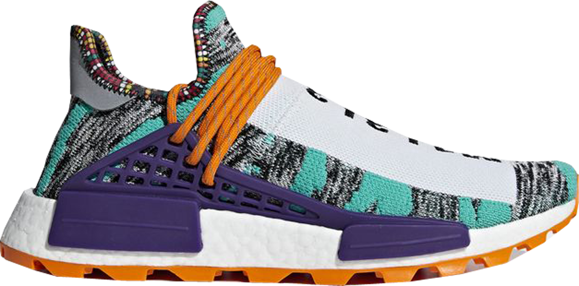 HypeAnalyzer · adidas NMD Hu Pharrell Solar Pack Orange e401469c3a