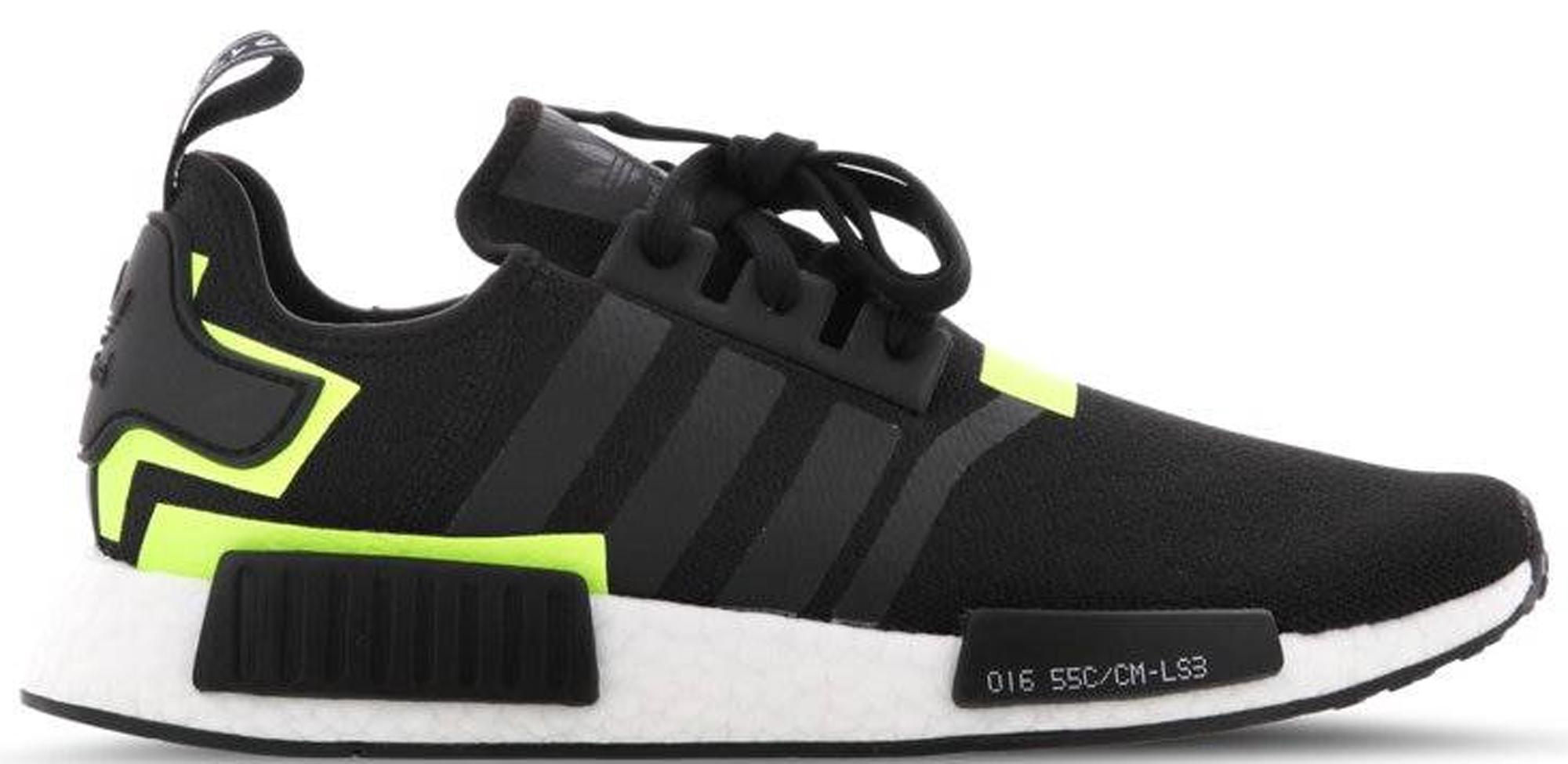 best sneakers 0ac28 d7415 HypeAnalyzer · adidas NMD R1 Black Volt