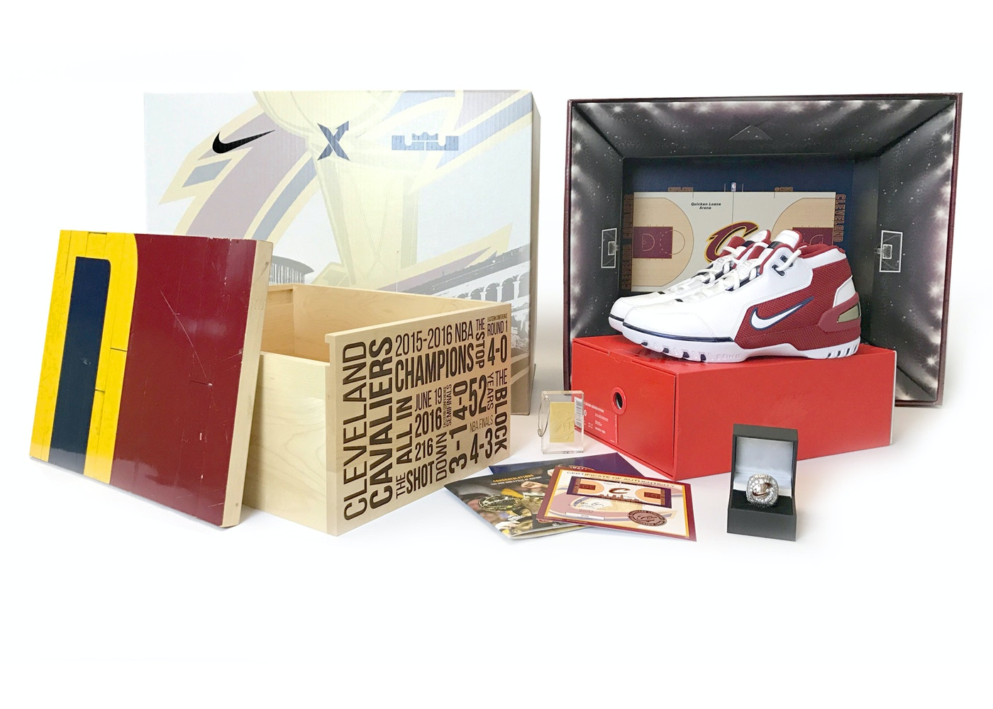 61fccda64295e Sell. or Ask. Size 9. View All Bids. Cavs Court SPO - LeBron 1 Air Zoom  Generation ...