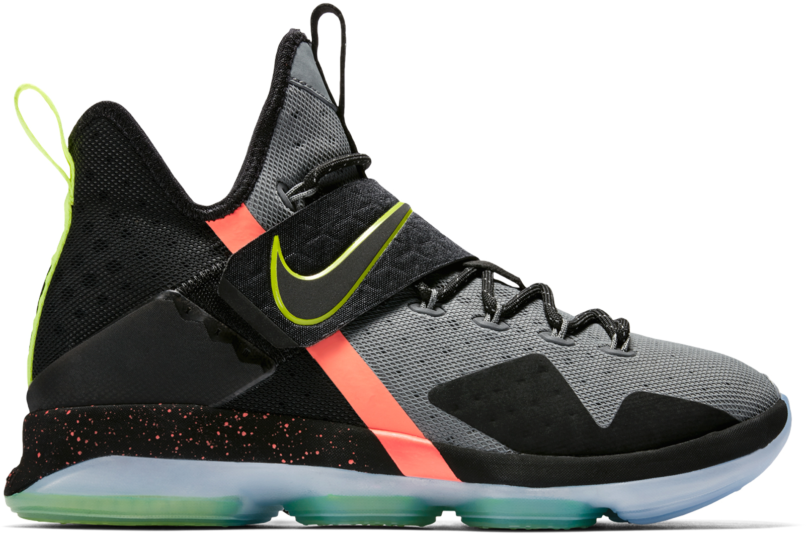 52c36bc78929d The wide-release edition kicks are all black and sort of look like if  Marvin the Martian wanted to do something covert and athletic in the dead  of night.