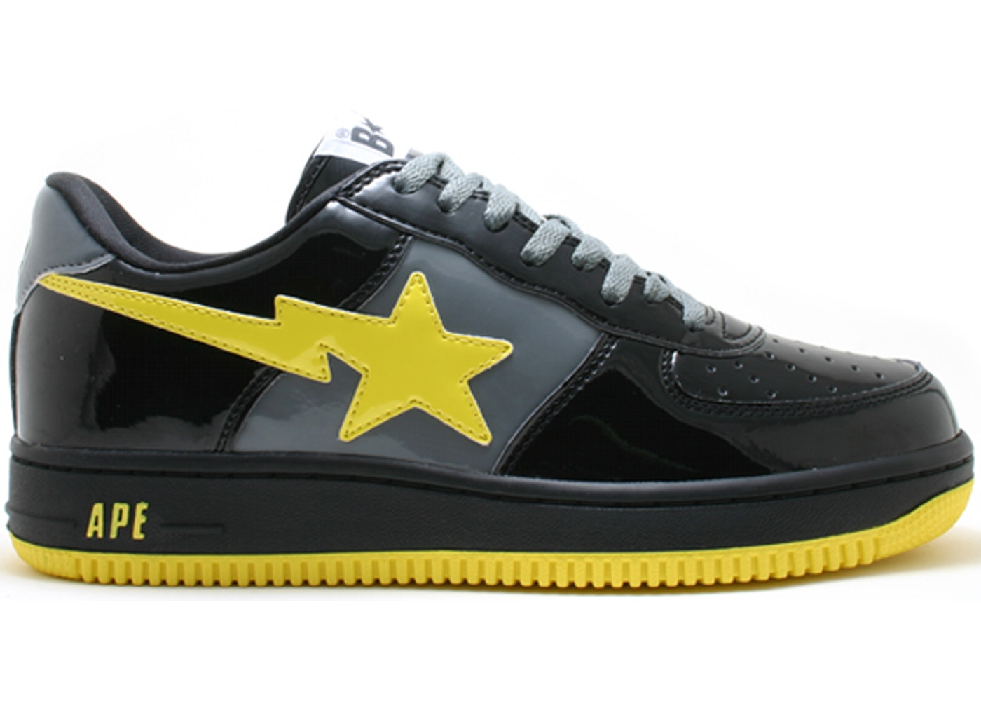 4561eb56ebb9 A Bathing Ape Bapesta DC Comics Batman - FS-001