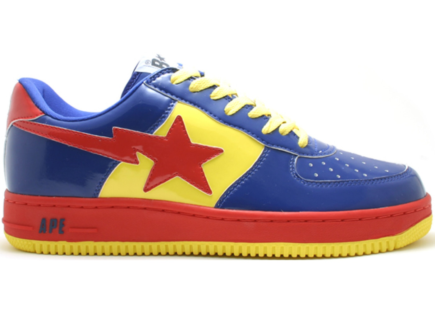 313110f0 Sell. or Ask. Size: 10. View All Bids. A Bathing Ape Bapesta DC Comics  Superman