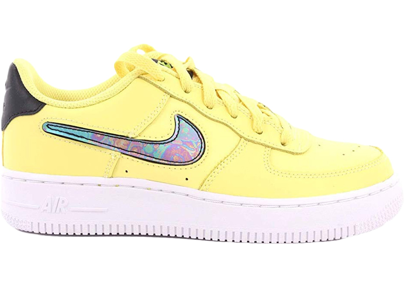 partícula antiguo Inapropiado  Nike AIr Force 1 LV8 3 Yellow Pulse (GS) - AR7446-700