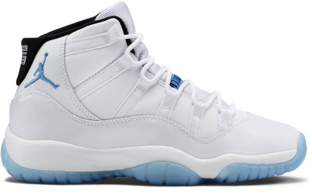 Jordan 11 Retro Legend Blue 2014 (GS)