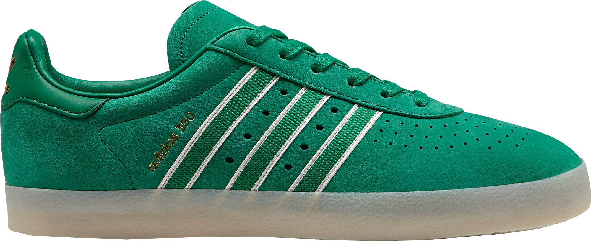 adidas 350 Oyster Holdings Green (Friends & Family)