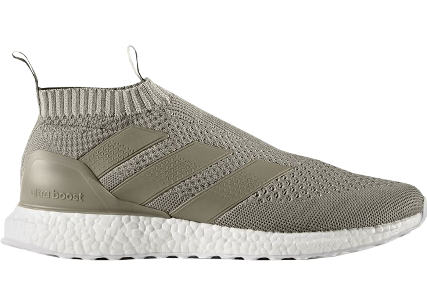 reputable site 2232f 79a8f adidas ACE 16+ Purecontrol Ultra Boost Clay