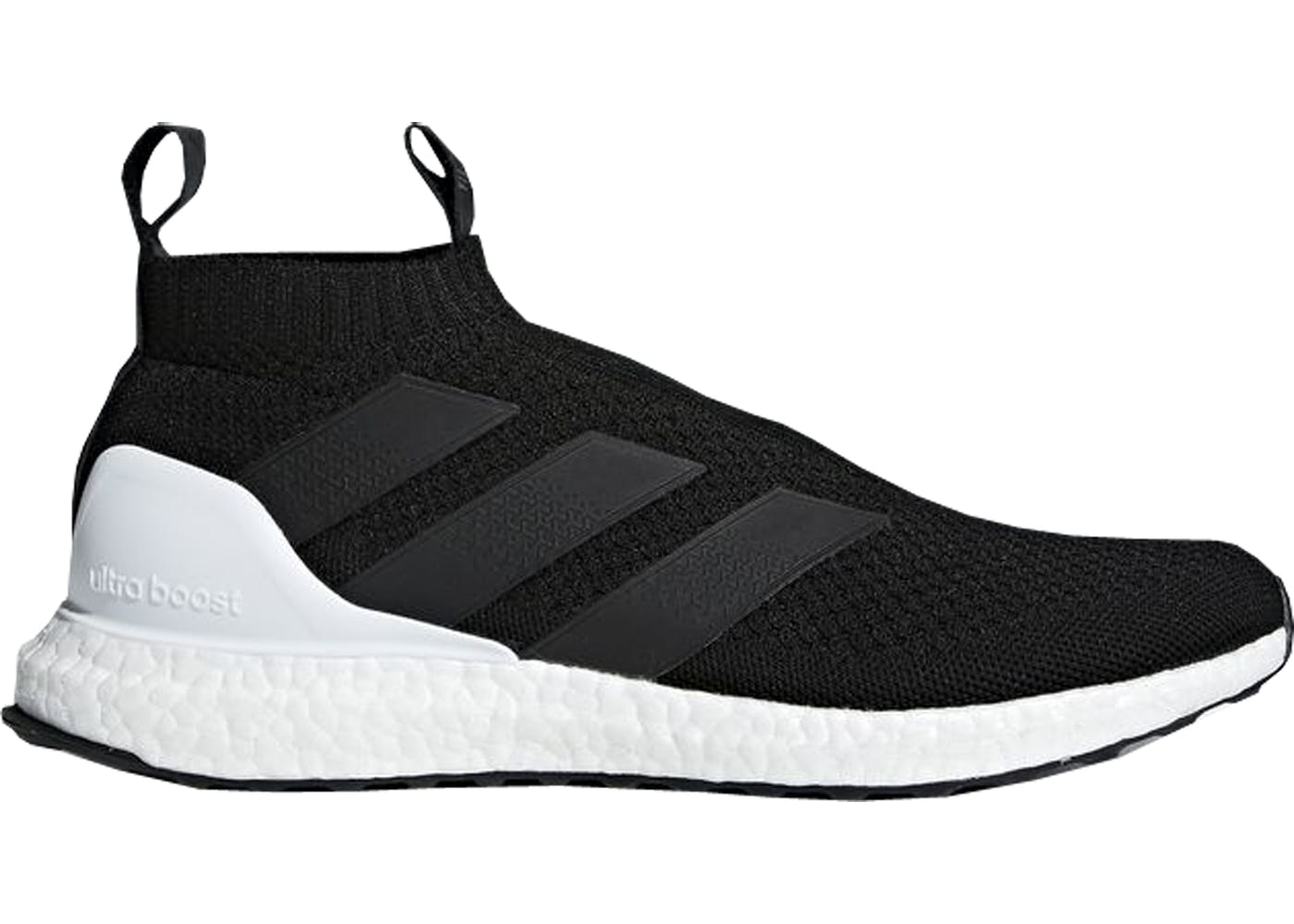 adidas ace 16 ultra boost core black. Black Bedroom Furniture Sets. Home Design Ideas