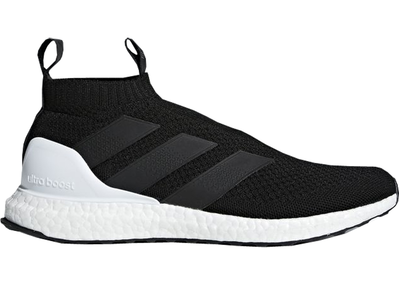 2a4a5b4f adidas ACE 16+ Ultra Boost Core Black - AC7748