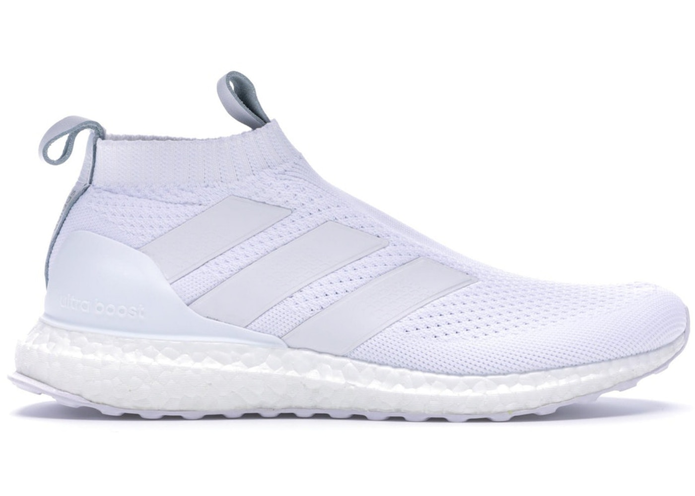 the latest 87c5b fd333 adidas ACE 16+ Ultra Boost Triple White