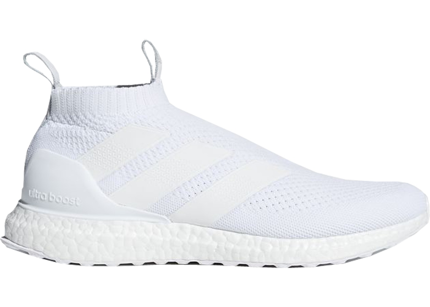 best service 39991 73cf5 ... adidas ACE 16+ Ultra Boost Triple White - AC7750 ...