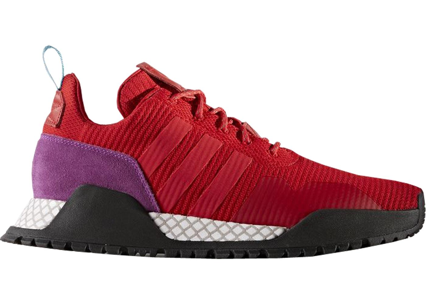 5eeb0f5ebcd7 adidas AF 1.4 Scarlet - BZ0614