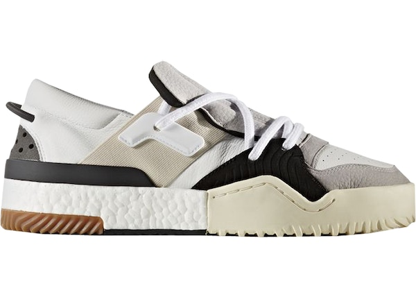 new product 62273 4165d Adidas AW BBall Lo Alexander Wang White - AC6848