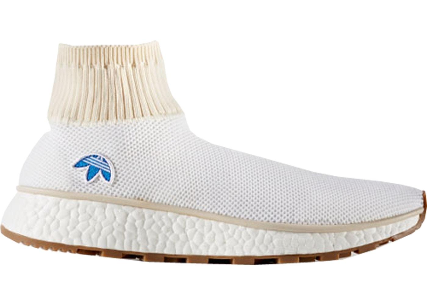 Alexander Wang Adidas Aw White Run Clean Nk0O8XPnw