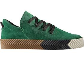 buy popular d284d 696bc adidas AW Skate Alexander Wang Green - BY8907