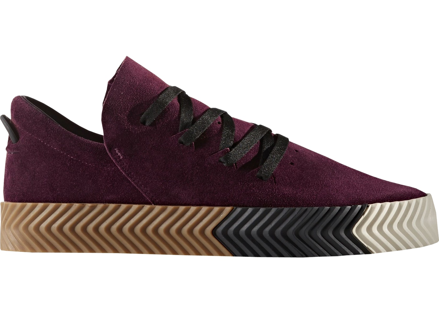 7c6bf4b9 Sell. or Ask. Size 9. View All Bids. adidas AW Skate Alexander Wang Maroon