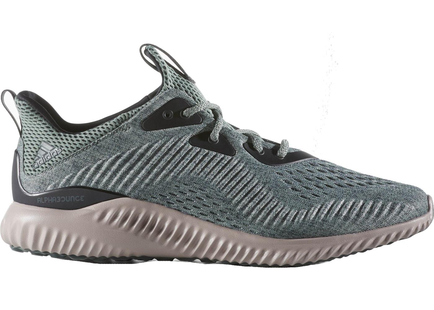 Adidas alpha bounce bianco