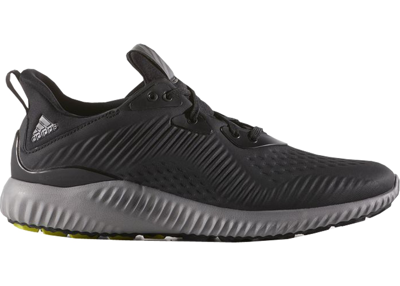 separation shoes 74c83 3ee48 Sell. or Ask. Size 9. View All Bids. adidas Alphabounce Core Black Semi  Solar Yellow
