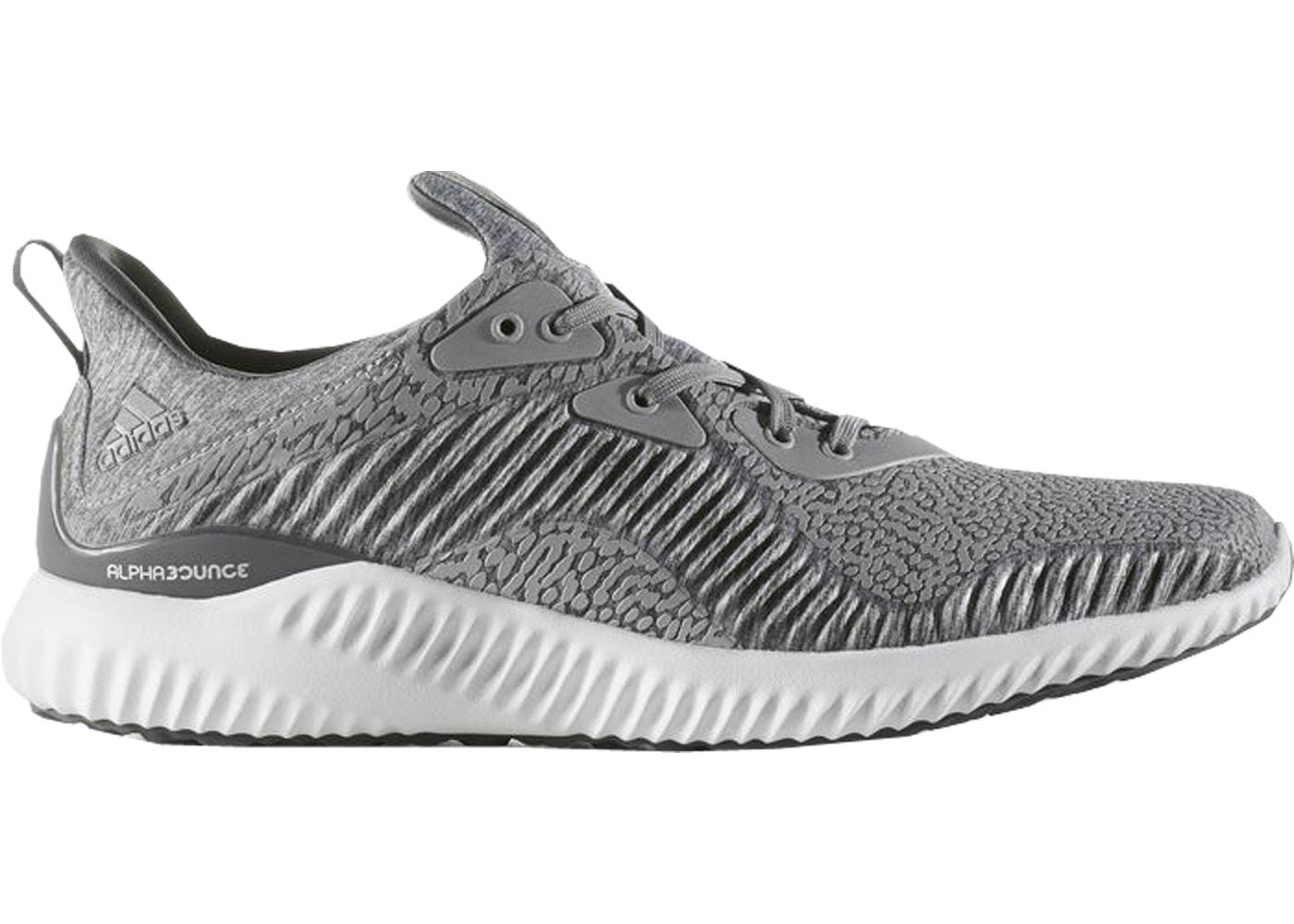 buy online 85813 8824d Sell. or Ask. Size 12. View All Bids. adidas Alphabounce Reflective Grey