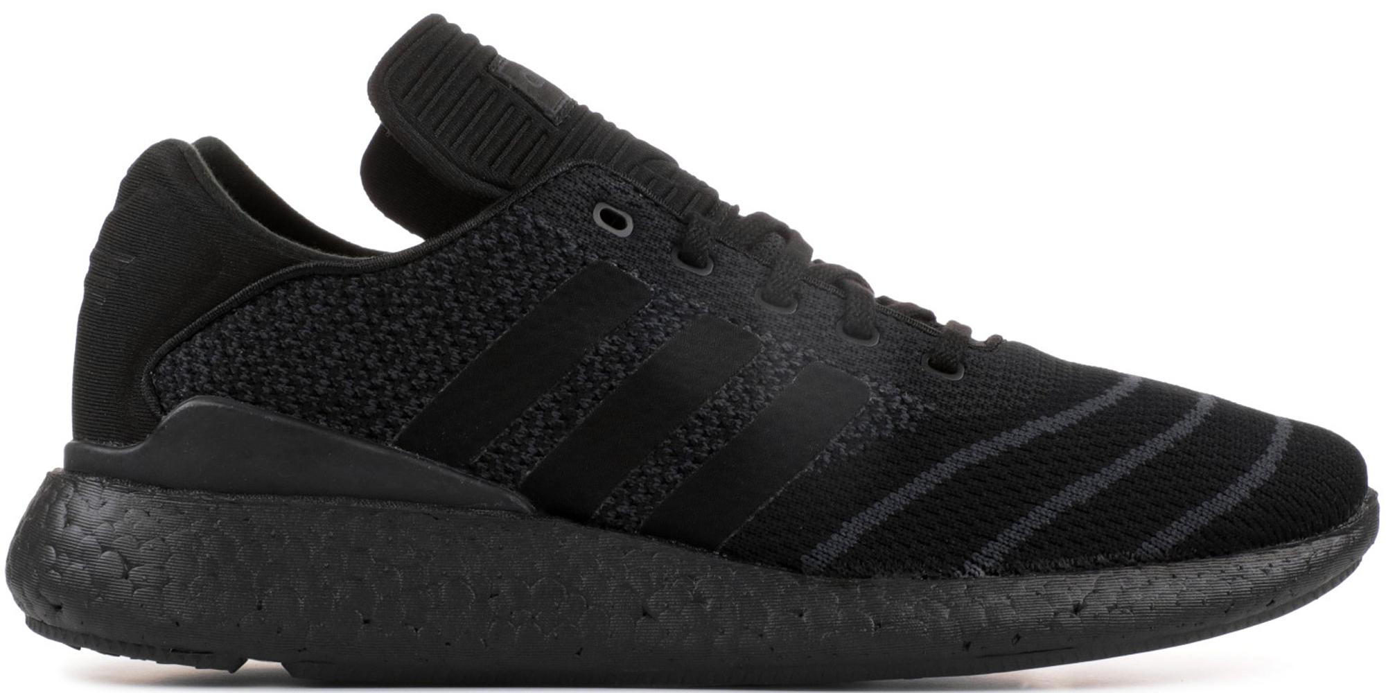 Adidas Busenitz Pure Boost Triple Black