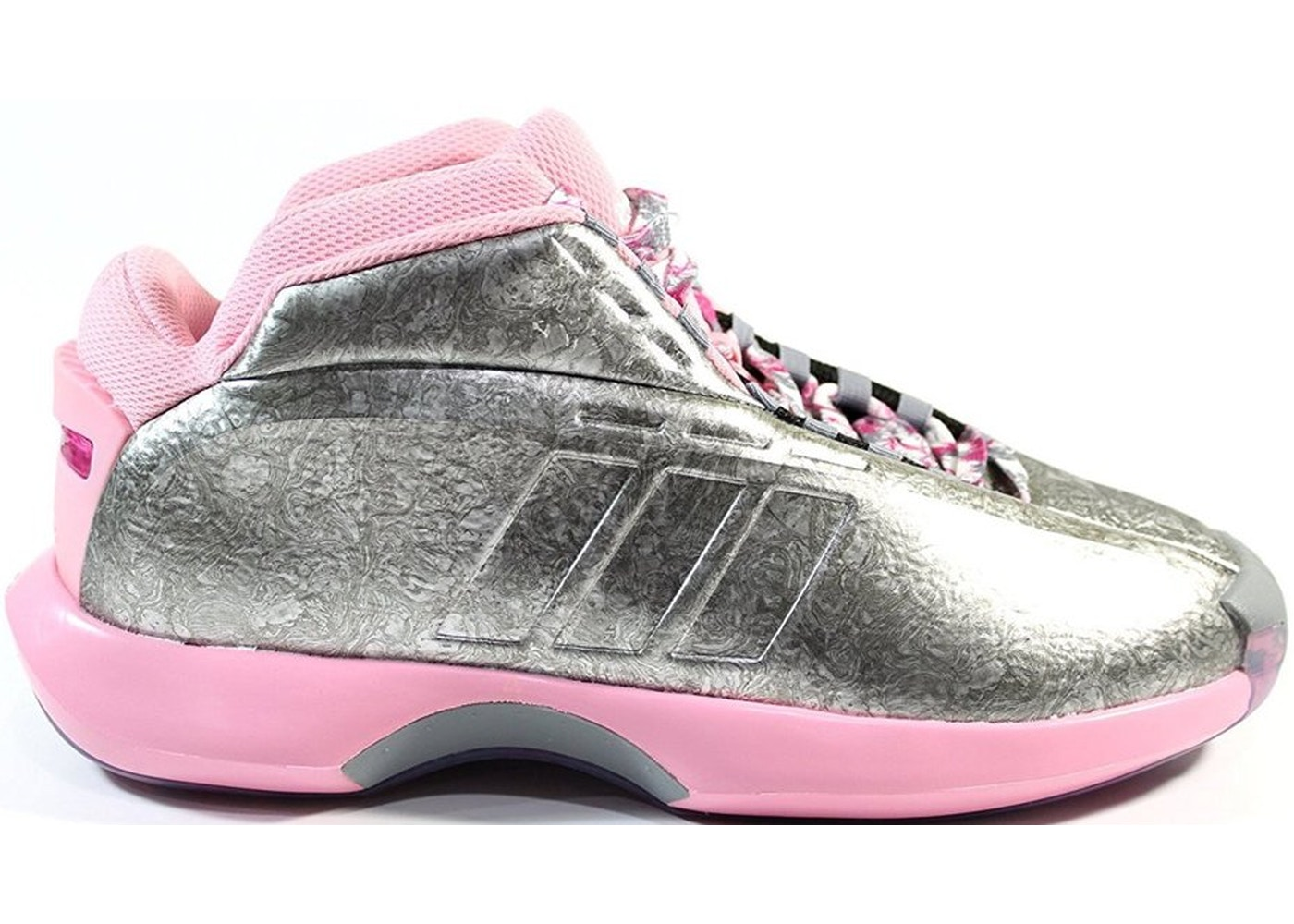 new arrival a8aa2 aeee7 adidas Crazy 1 Florist John Wall