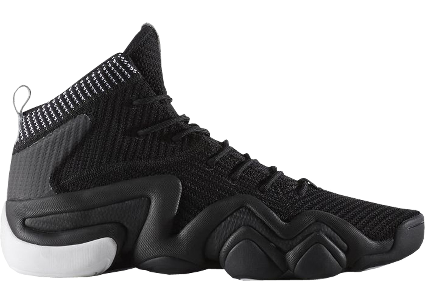 super popular 84291 01c6a adidas Crazy 8 Adv Black - BY3602
