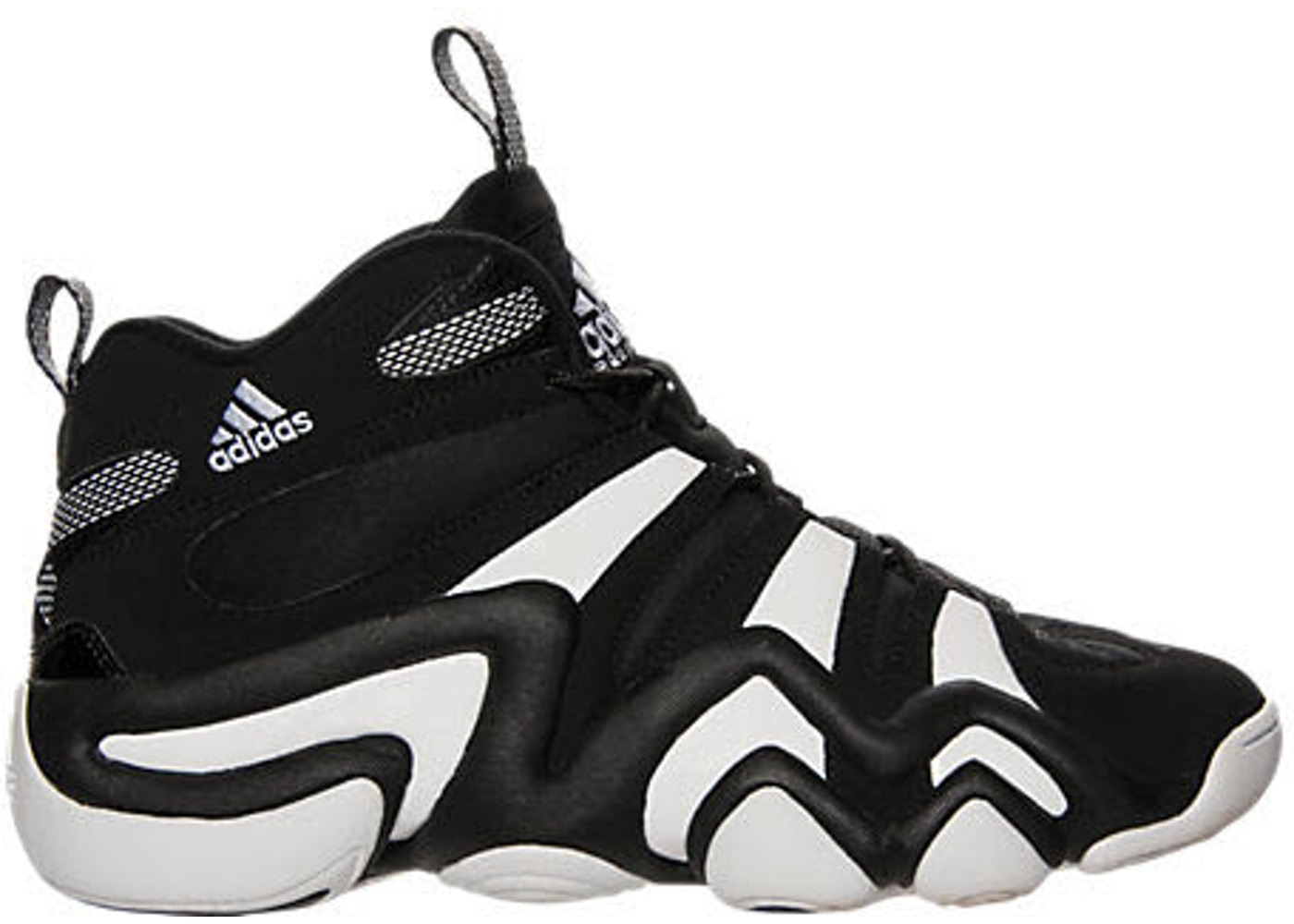 best cheap a96db 2b782 Sell. or Ask. Size  10.5. View All Bids. adidas Crazy 8 Black White