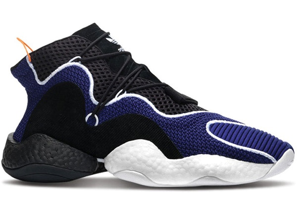 fe5fe4f533a6 adidas Crazy BYW LVL 1 Black Purple