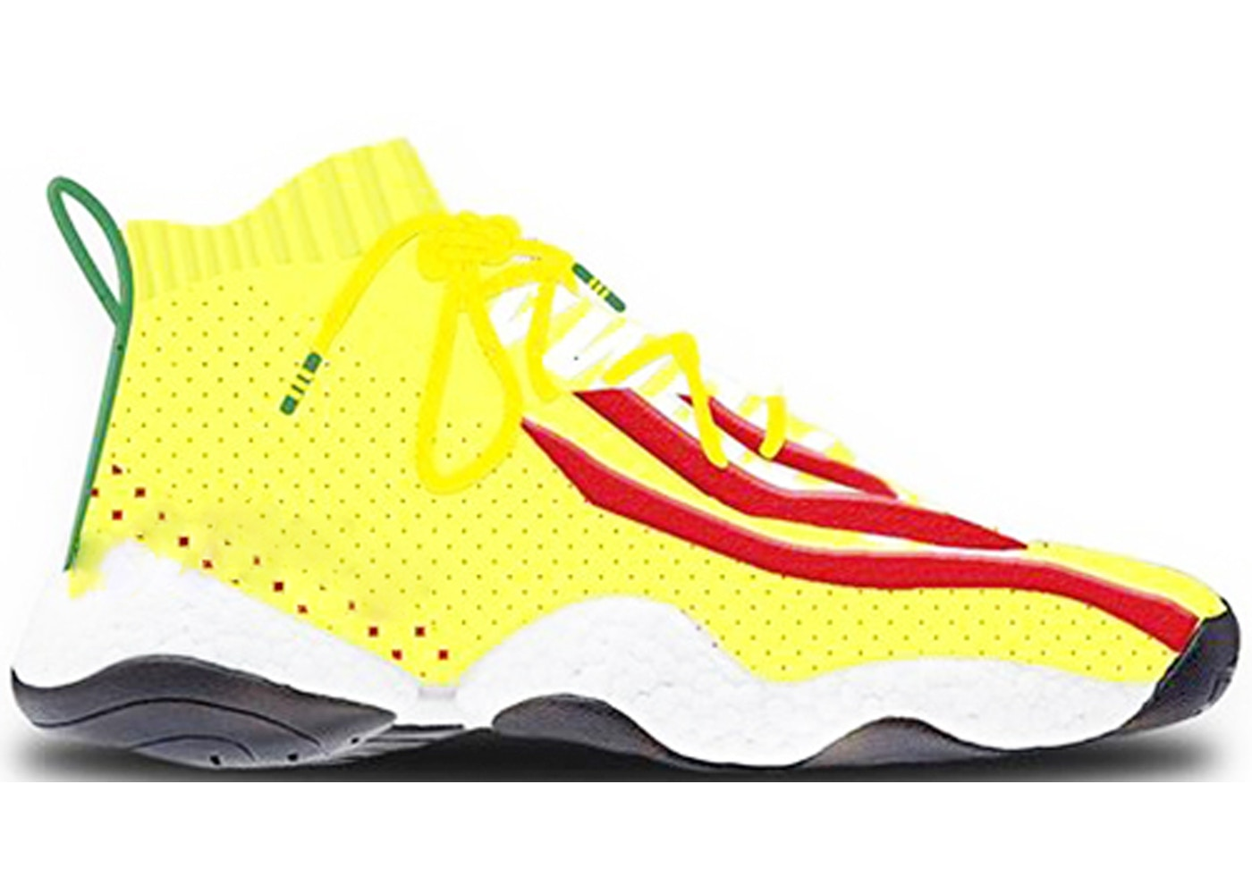 super popular e6a37 2e022 adidas Crazy BYW LVL 1 Pharrell