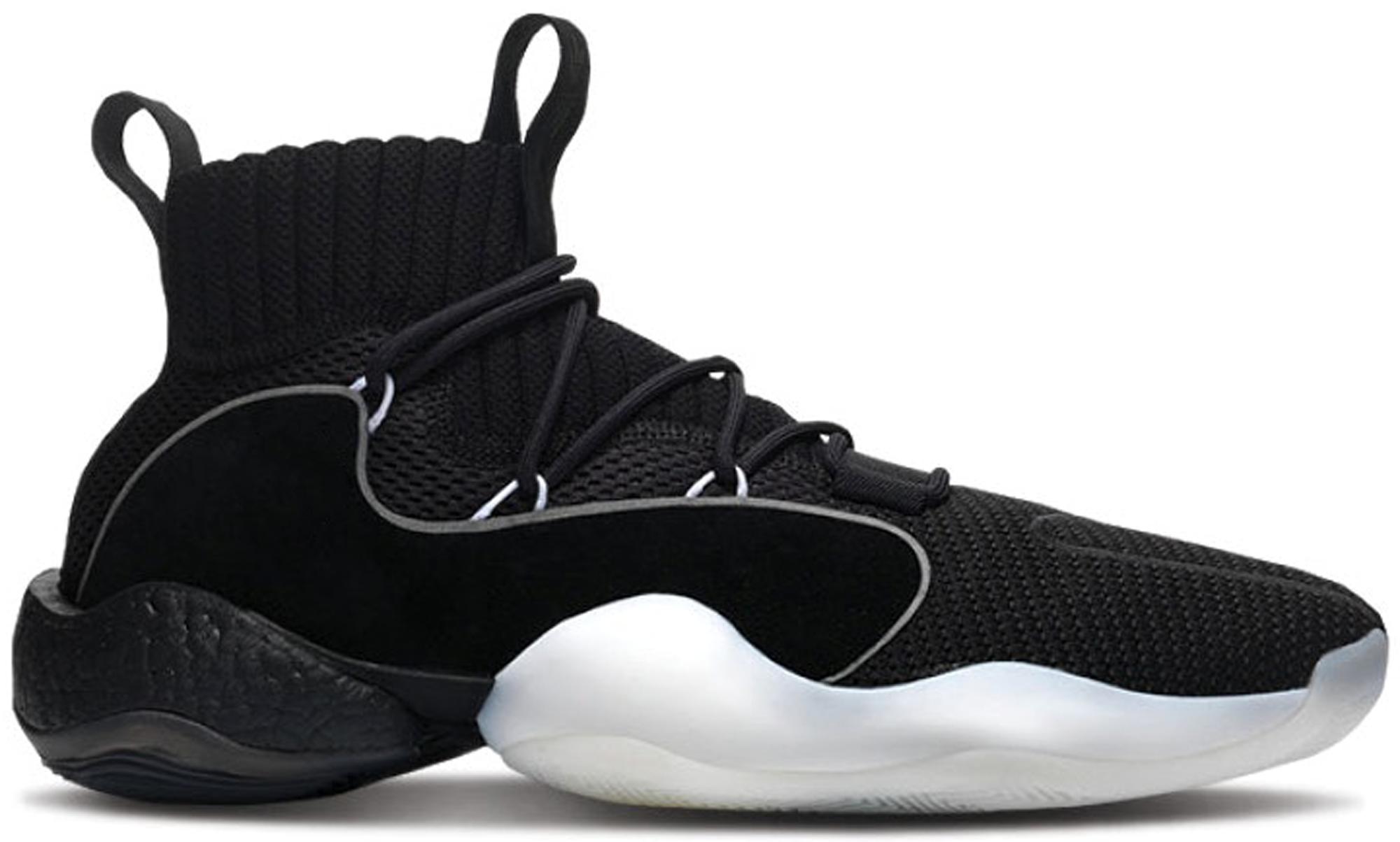 adidas Crazy BYW X Black White