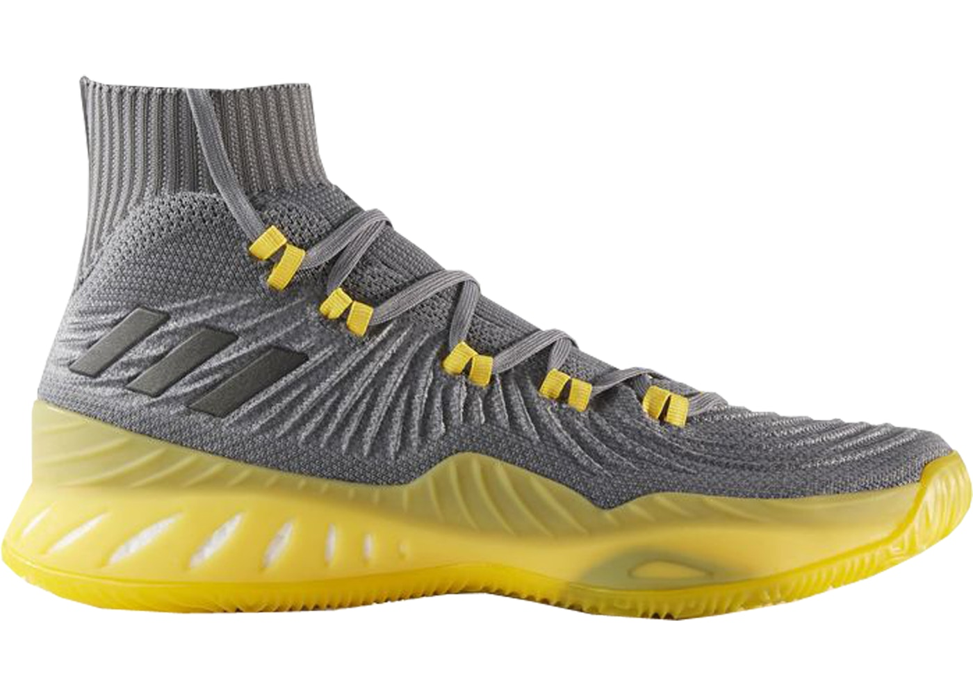official photos f8def 8a769 Sell. or Ask. Size 10. View All Bids. adidas Crazy Explosive 2017 Grey  Yellow