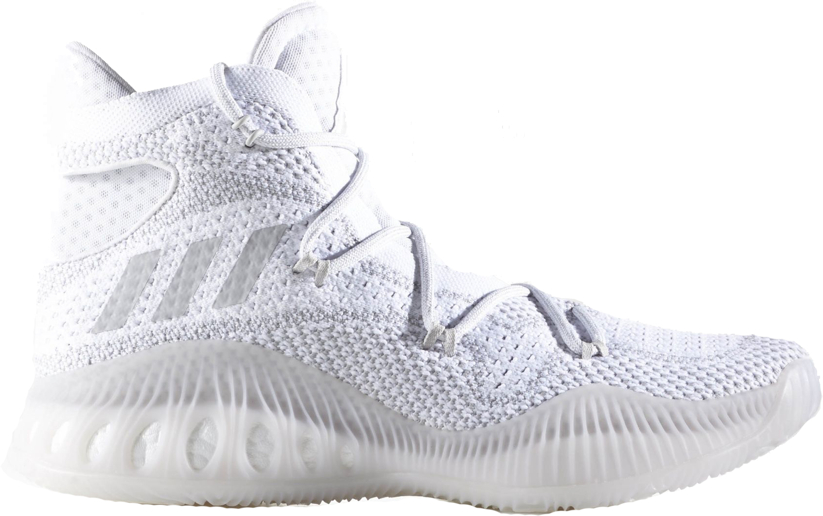 adidas Crazy Explosive Swaggy P All White