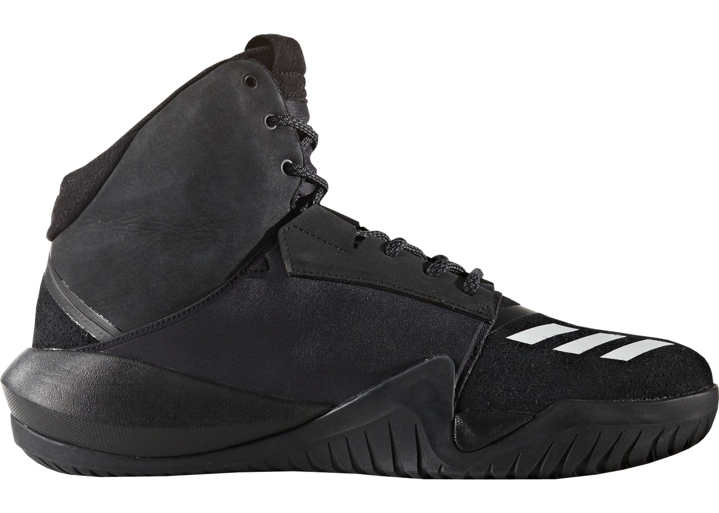 wholesale dealer edc1a 17375 adidas Crazy Team 2017 Day One Black