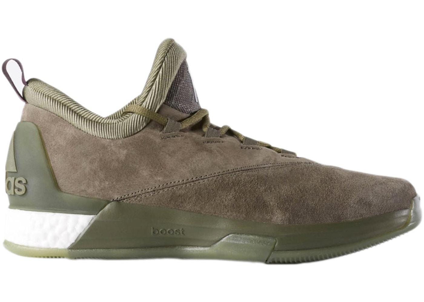 new concept 33aed 8e082 adidas Crazylight Boost 2.5 James Harden Cargo - B42430