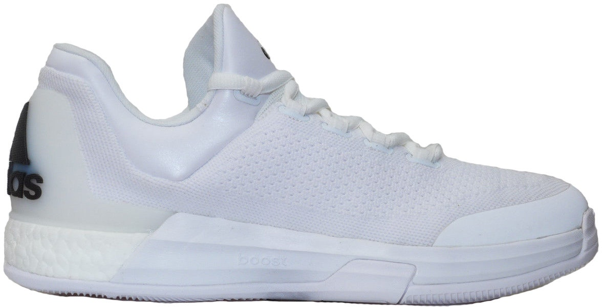 adidas Crazylight Boost Triple White James Harden