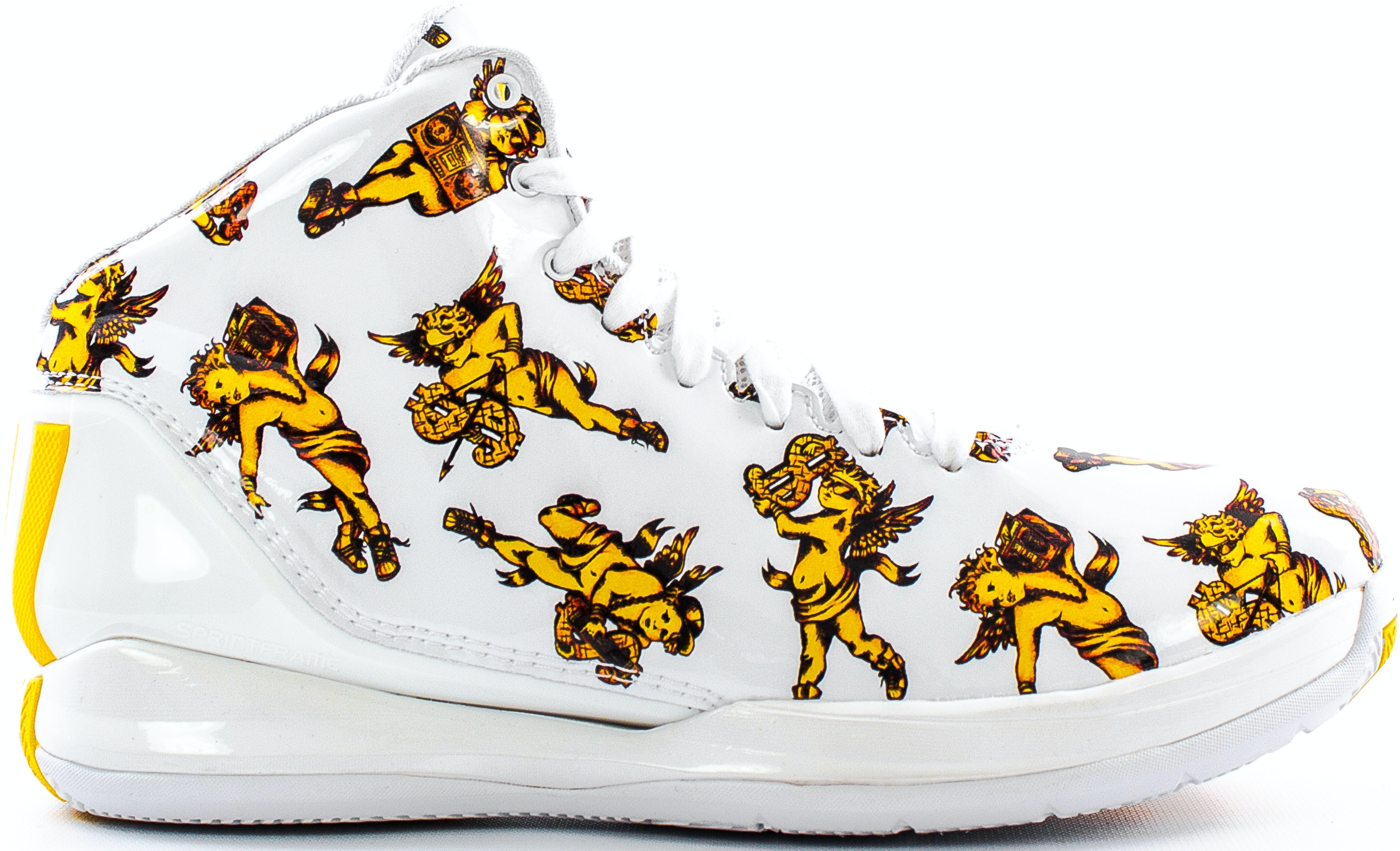 "adidas D. Rose 3.5 Jeremy Scott ""Angels"""