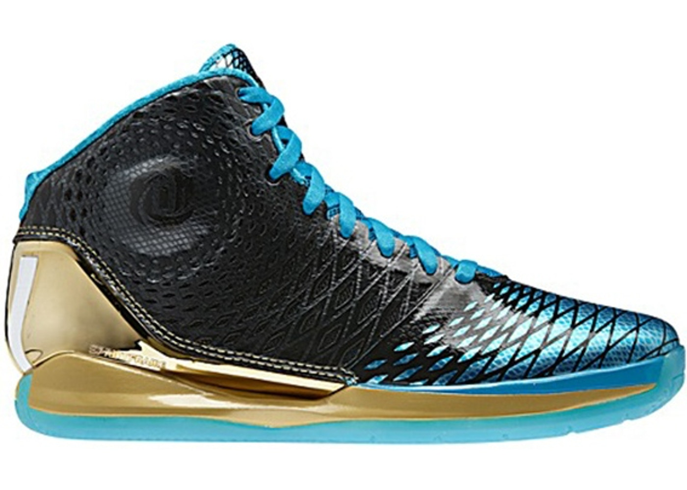 huge discount 7b68b 9356b adidas D.Rose 3.5 Year of the Snake