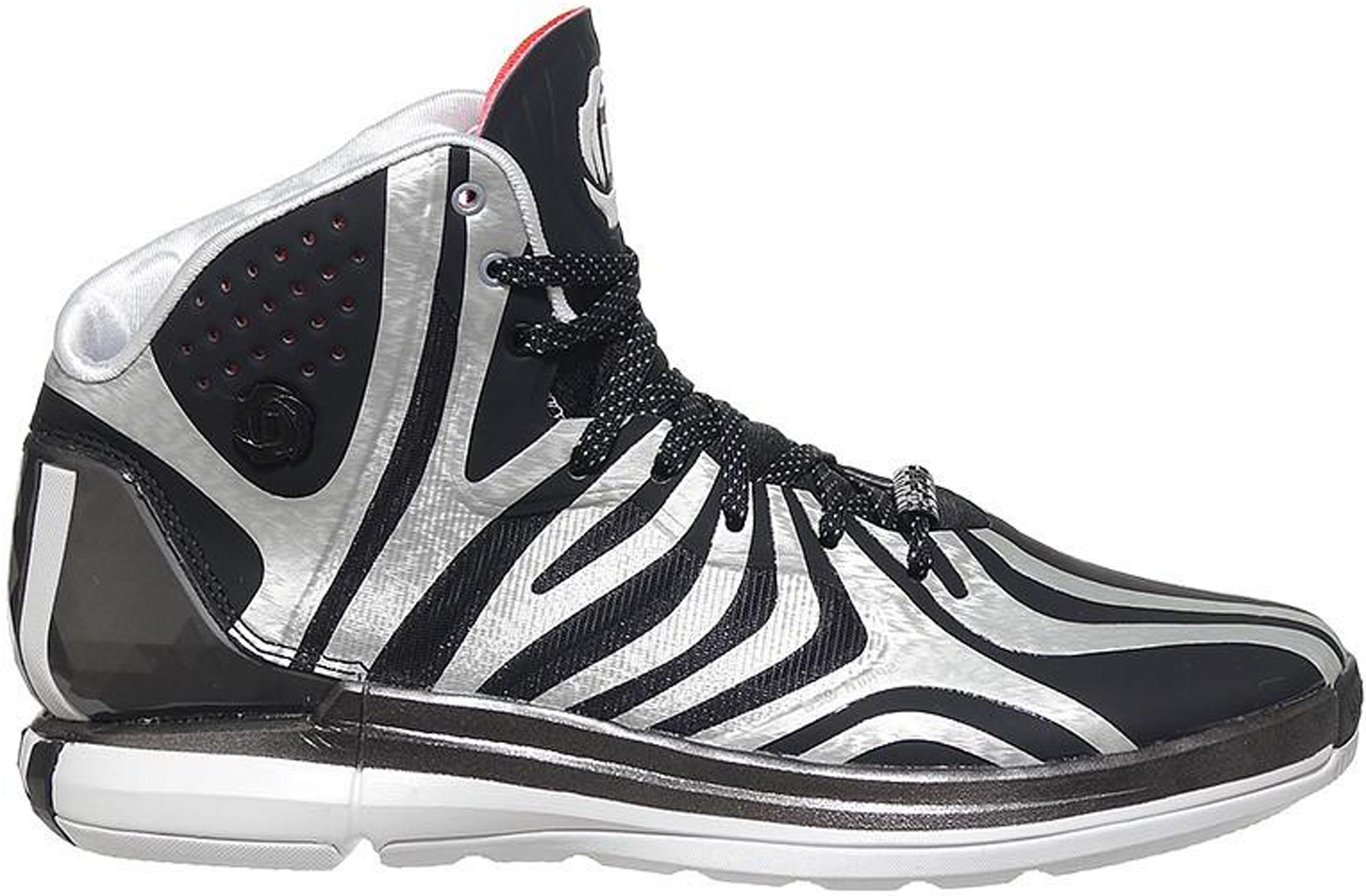 sports shoes fa55f 040f7 ... germany adidas d rose 4.5 zebra c0ec0 a88cc