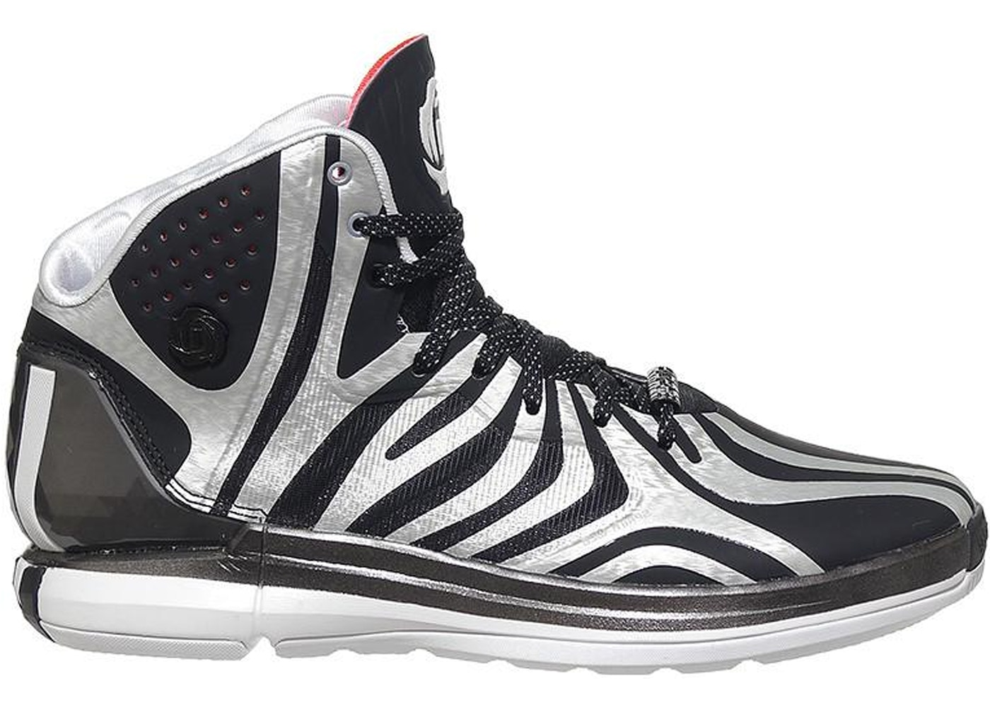 7e2a138279e Sell. or Ask. Size  9.5. View All Bids. adidas D Rose 4.5 Zebra