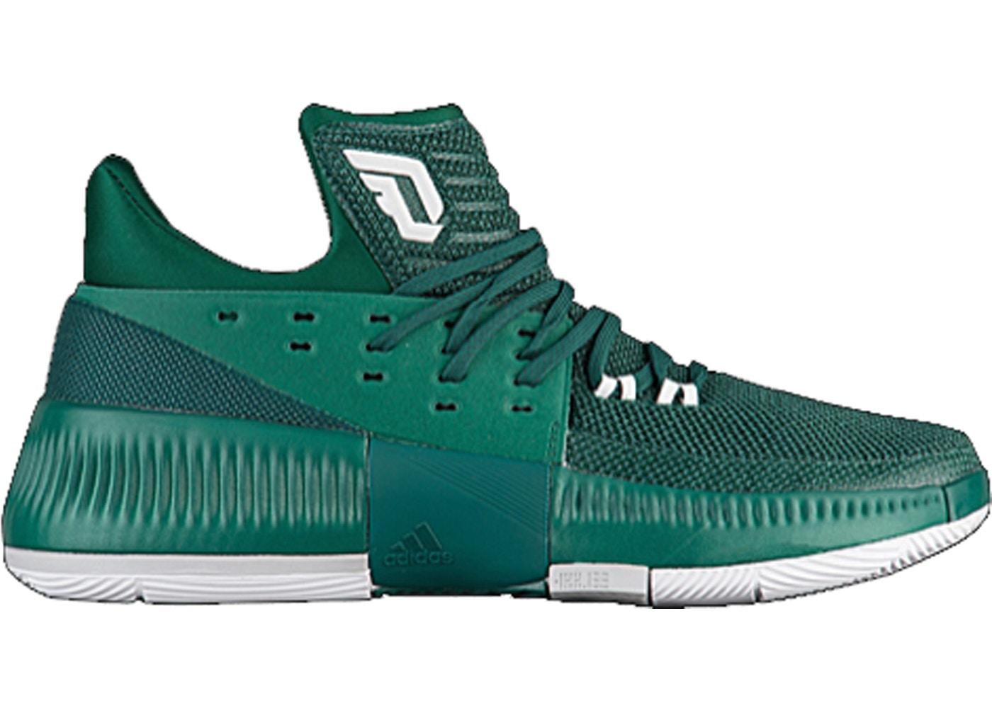 HypeAnalyzer · adidas Dame 3 Dark Green 26f60d8b3