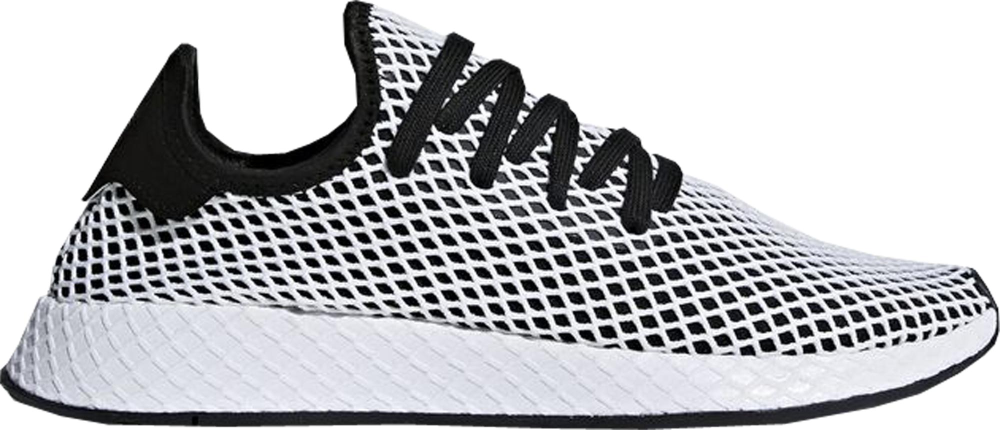 adidas Deerupt Black White