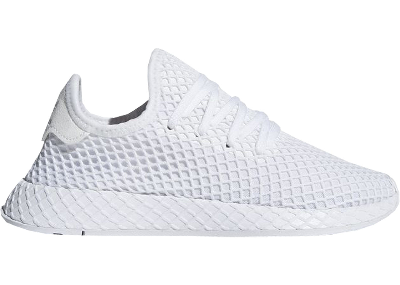 cd52c0c7e Sell. or Ask. Size  7Y. View All Bids. adidas Deerupt Triple White ...